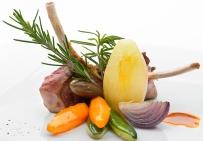 dal Menù della cuina dell'Hotel Villa Romanazzi Carducci a Bari