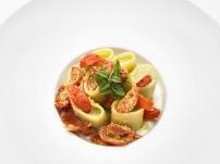 Un piatto cucinato dal Menù del Ristroante Flame a Conversano (BA)