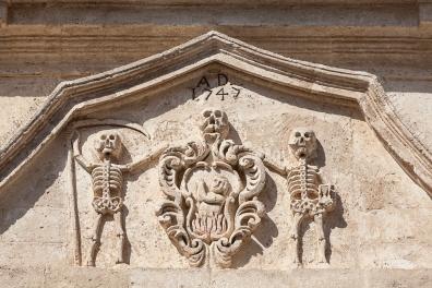 Matera (MT) Chiesa del Purgatorio