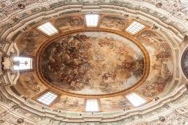 Taranto (TA), Duomo, Cappellone di San Cataldo. https://fotografiainpuglia.org/2013/10/15/baroque-a-visual-journey-through-faith-and-art/