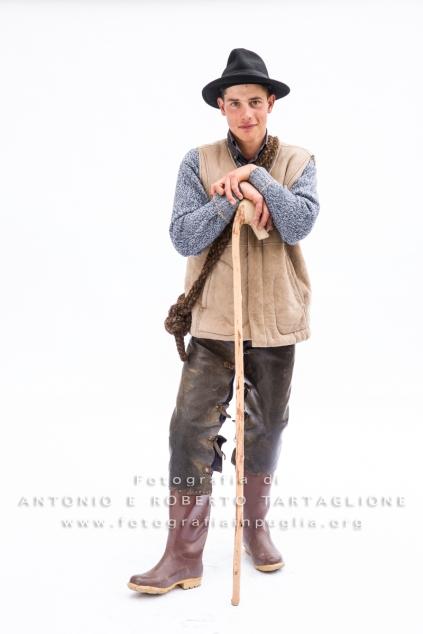 Antonio Mazzone fotografato il 17 gennaio 2014