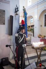 Vico del Gargano (FG) - 14 febbraio 2014 (San Valentino) durante la cerimonia religiosa