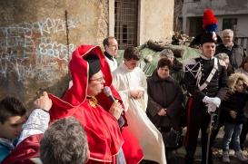 Vico del Gargano (FG) - 14 febbraio 2014 (San Valentino) la benedizione degli agrumeti