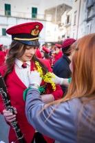 Vico del Gargano (FG) - 14 febbraio 2014 (San Valentino) durante la processione del Santo. https://fotografiainpuglia.org/2014/02/19/le-arance-di-san-valentino/
