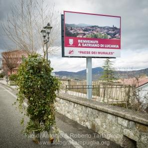 Satriano di Lucania (PZ), domenica 2 marzo; un Romita