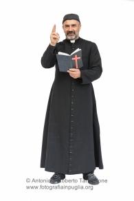Domenico Urgo (cappellano), Maschera di Cirigliano (MT)