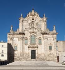 Matera, Chiesa di San Francesco