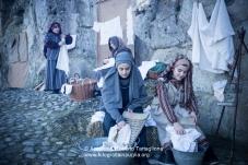 Matera (MT), prove per la rappresentazione del Presepe Vivente del Natale 2013. https://fotografiainpuglia.org/2014/12/16/il-presepe-vivo/