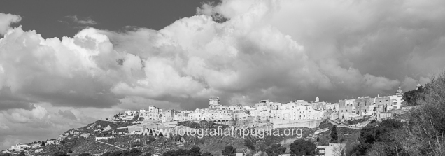 17 febbraio 2015: una veduta di Montescaglioso (MT)
