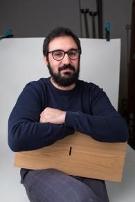"""PROGETTO: """"Tavoliere"""" di Francesco Fusillo - Azienda Rete Smetwork - Dario Damiani sul set"""
