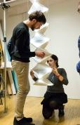 """PROGETTO: """"TASSELLATE"""" di Antonio Abatangelo ed Alessandra Scarcelli - Azienda Joinled / I Linen / Jolie"""