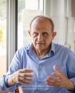 """Vito Savino, Preside dlla Facoltà di Agraria (Università di BAri) e Direttore del """"CRSFA- Centro di Ricerca e Sperimentazione e Formazione in Agricoltura """"""""Basile Caramia""""""""a Locorotondo (BA)"""
