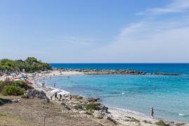 La spiaggia di Marina di Pulsano (TA)