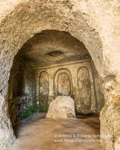 Chiesa rupestre di San Vito alla Murgia
