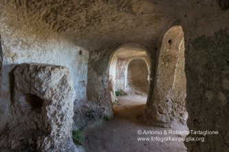 Chiesa rupestre della Madonna delle tre porte