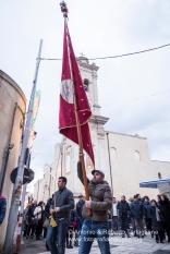La processione del pomeriggio del 19 gennaio, celebrazione di Sant'Ippazio.