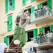 Molfetta (BA), Centro Storico, mattina del Sabato Santo, Processione della Pietà, anno 2013