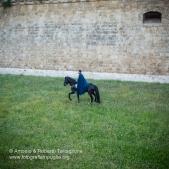 Bari (BA) - Festa Patronale di San Nicola Prove dei figuranti poco prima dell'inizio del Corteo Storico che traversa il centro di Bari