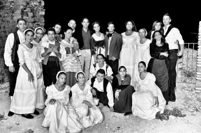 Foto di gruppo per la seconda edizione (2012)