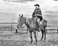 Rotondella (MT). Un cavaliere proveniente da Pisticci (MT); https://fotografiainpuglia.org/2017/01/23/il-protettore-degli-animali/