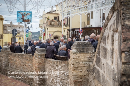 Pomarico (MT) Celebrazioni in onore di San Michele Arcangelo, Santo Protettore del paese