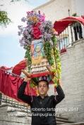 16 settembre 2016, Tolve (PZ), Festa di San Rocco, la Processione
