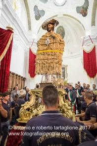 16 settembre 2016, Tolve (PZ), Festa di San Rocco, nella Chiesa Madre