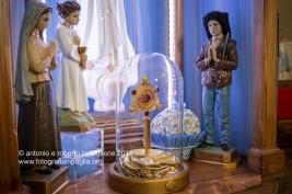 Rapone (PZ), le reliquie dei pastorelli di Fatima custodite nella Chiesa Madre.