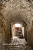 Rapone (PZ) veduta del centro antico.