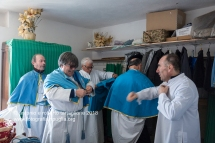 Rapone (PZ) la confraternita del Rosario si prepara alla celebrazione della Candelora