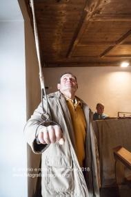 Rapone (PZ) il campanaro della Chiesa di Santa Maria ad Nives