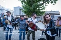 Francavilla Fontana (BR), balli per strada in preparazione per la Festa dei Santi Medici