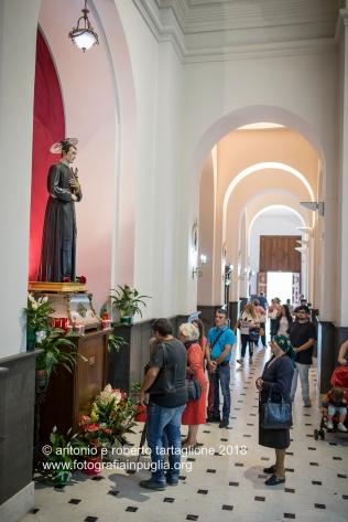 Materdomini, frazione di Caposele (AV) - il Santuario di San Gerardo