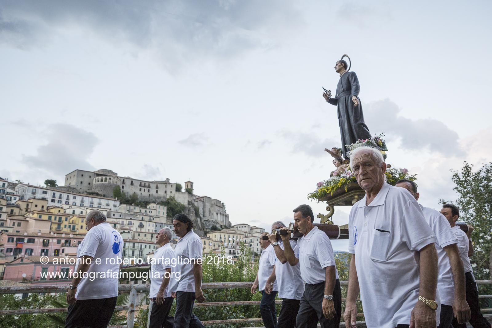 San Gerardo tra Irpinia e Basilicata