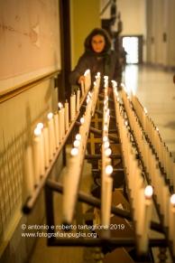 Santuario di Montevergine (Mercogliano AV). La celebrazione della Candelora