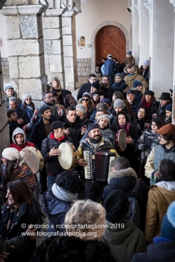 Santuario di Montevergine (Mercogliano AV). Musica e danze per la festa di Mamma Schiavona
