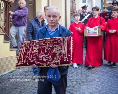La Processione del Venerdì Santo a Sant'Arcangelo (PZ)