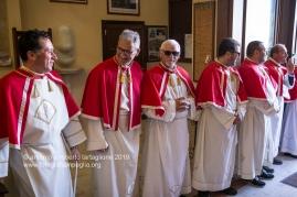 Prima della processione del Venerdì Santo