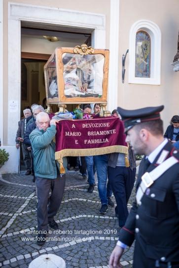 La Processione del Cristo Morto la mattina del Venerdì Santo a Sant'Arcangelo (PZ)