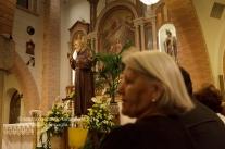 Pietrelcina (BN), messa per la commemorazione della morte di San Pio da Pietrelcina (23 settembre 1968)