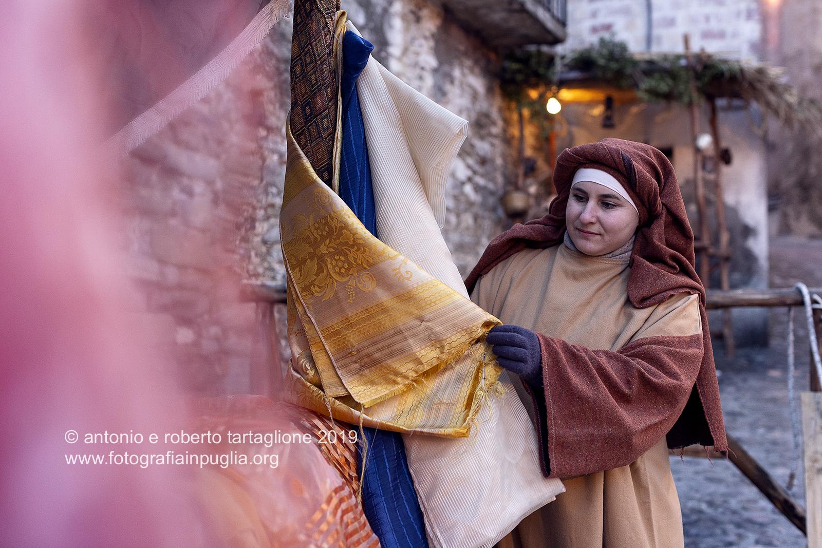 il Presepe nella Rabatana