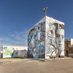 Casalabate (LE) Durante l'edizione 2016 del Bas - Street Art Fest, l'artista leccese Chekos ha dipinto un monumento in omaggio ad uno dei più grandi tenori di grazia, Raffaele Attilio Amedeo Schipa, in arte Tito Schipa.