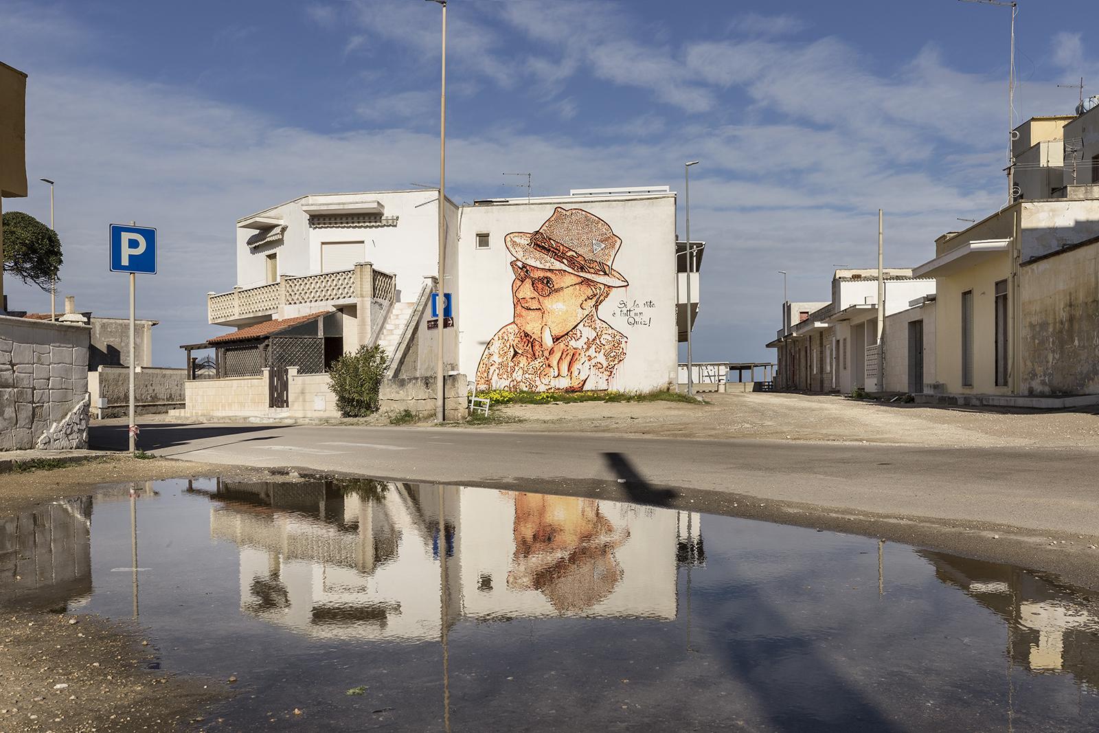Street-art a Casalabate