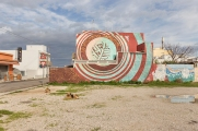 Casalabate (LE) Murale di Davide - DPA - luglio 2019