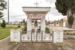 Casalabate (LE) Edicola religiosa (Ave Maria)