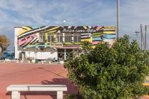 Casalabate (LE) Murale di Carlitops - luglio 2019