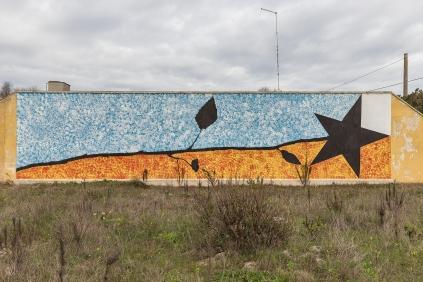 Casalabate (LE) Murale di BROS